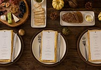 Atlantic Canada Thanksgiving Dinner Reservation