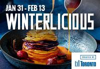 Toronto Winterlicious