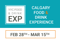 YYC Food and Drink Experience
